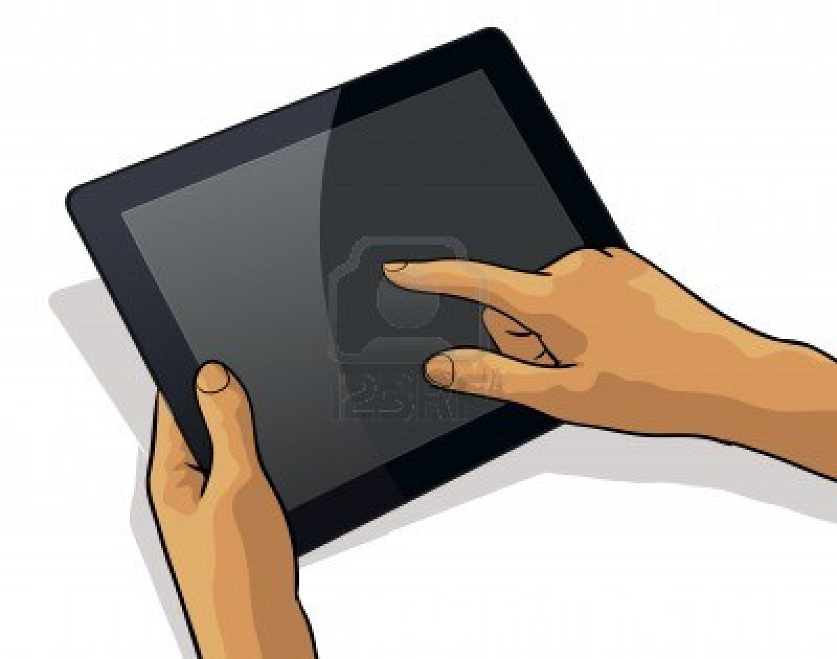 Next, the technical aspects of the tablet itself.