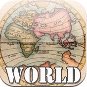 History: Maps of World