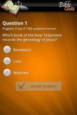 Ultimate Bible Quiz