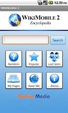 WikiMobile 2 Pro for Wikipedia