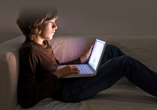 online safety is child protection