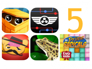 5 apps