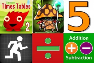 5 maths apps