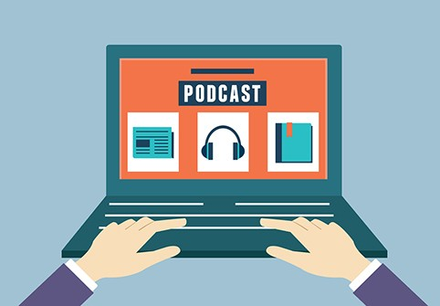 podcast to enhance language