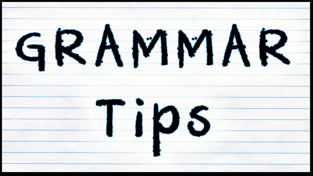 5 Grammar Tips and Apps for Children