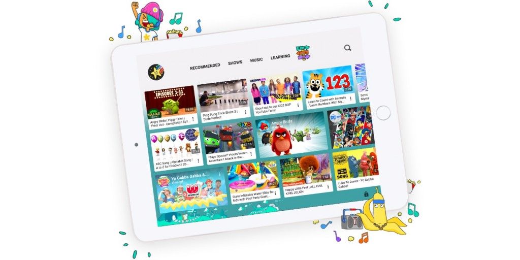 YouTube Kids App Guide for Parents | Educational App Store