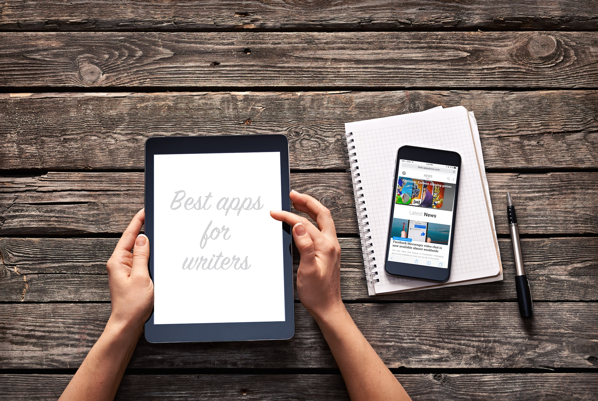 10 Best Android Apps and Tools for Writing