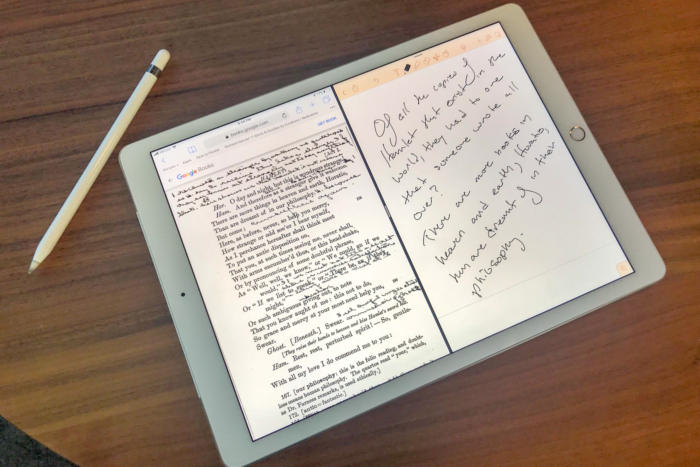 Writing dissertation ipad