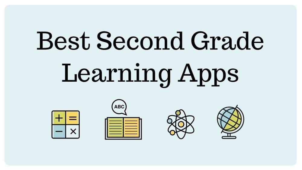 Best 2nd Grade Learning Apps