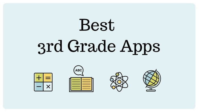 10 Best 3rd Grade Apps Educational App Store