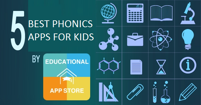 5 Best Phonics apps for kids