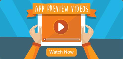 App Preview Videos
