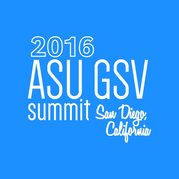 Invitational Company ASU GSV 2016