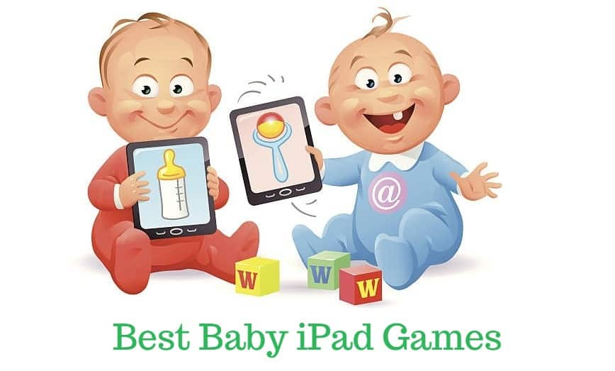Best Baby iPad Games