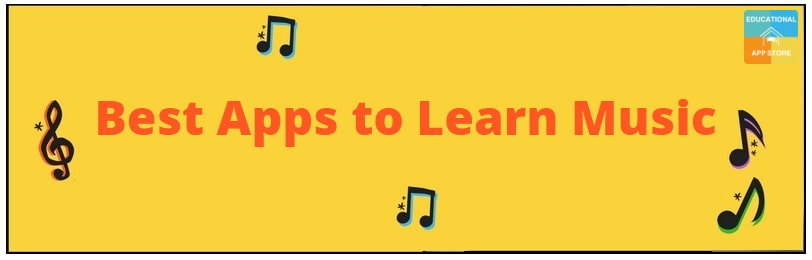 Best Apps to Learn Music (2019) | Educational App Store