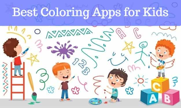 - Best Coloring Apps For Kids Educational App Store