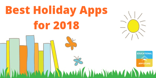 Best Holiday Apps for Kids in 2019