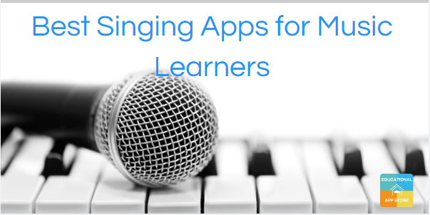 Best Singing Apps for Music Learners