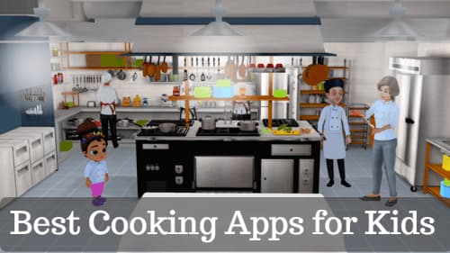 Best Cooking Apps for Kids