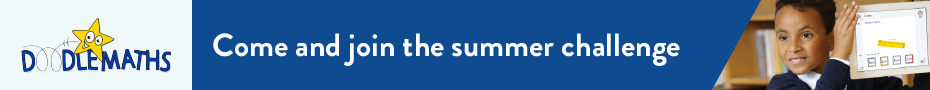 Doodlemaths Summer Challenge