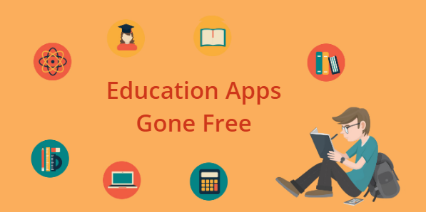 Education Apps Gone Free
