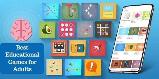 10 Best Educational Game Apps for Adults