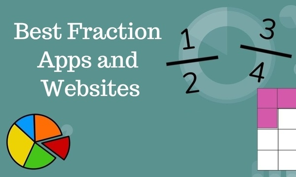 Fraction Apps and Websites