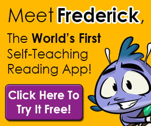 Frederick Learn to Read