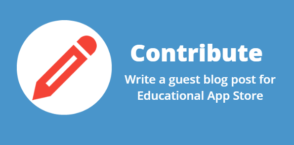 Write a guest blog about apps