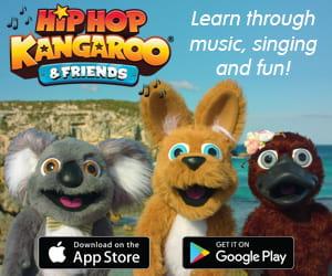 Hip Hop Kangaroo