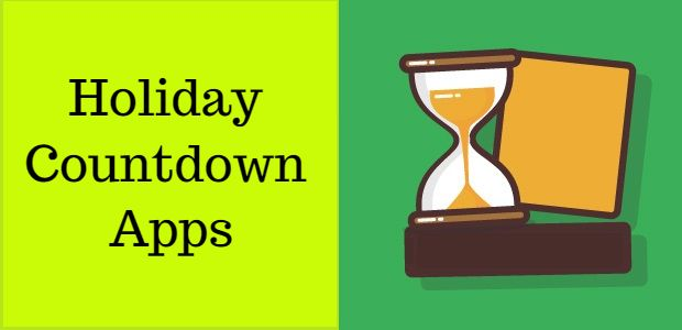 Best Holiday Countdown Apps