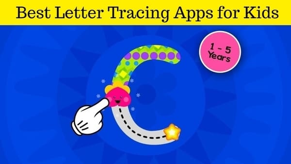 10 Best Letter Tracing Apps For Kids - Download Now Educational App Store