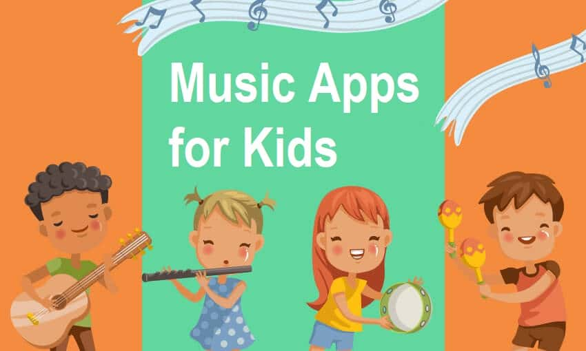 10 Best Music Apps for Kids to Play and Listen