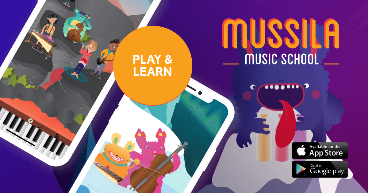 Mussila Music School Review | Educational App Store