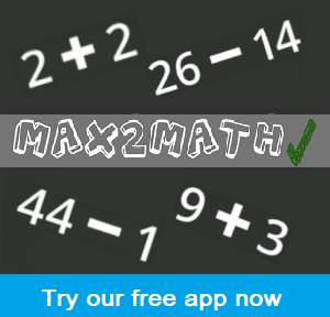 Max2Math