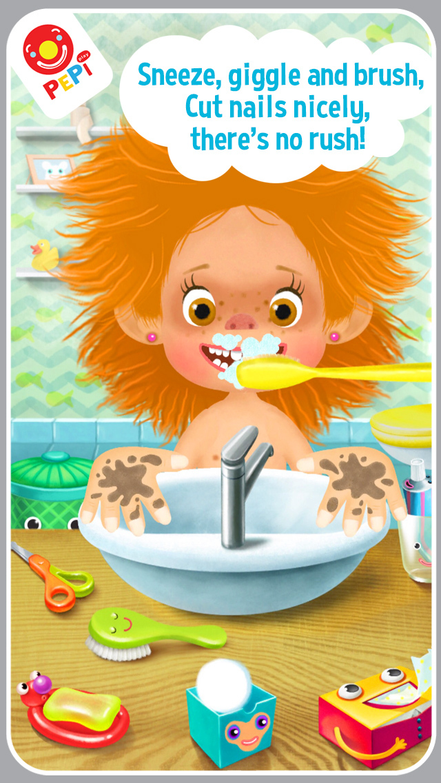 Pepi Bath 2 App - 1
