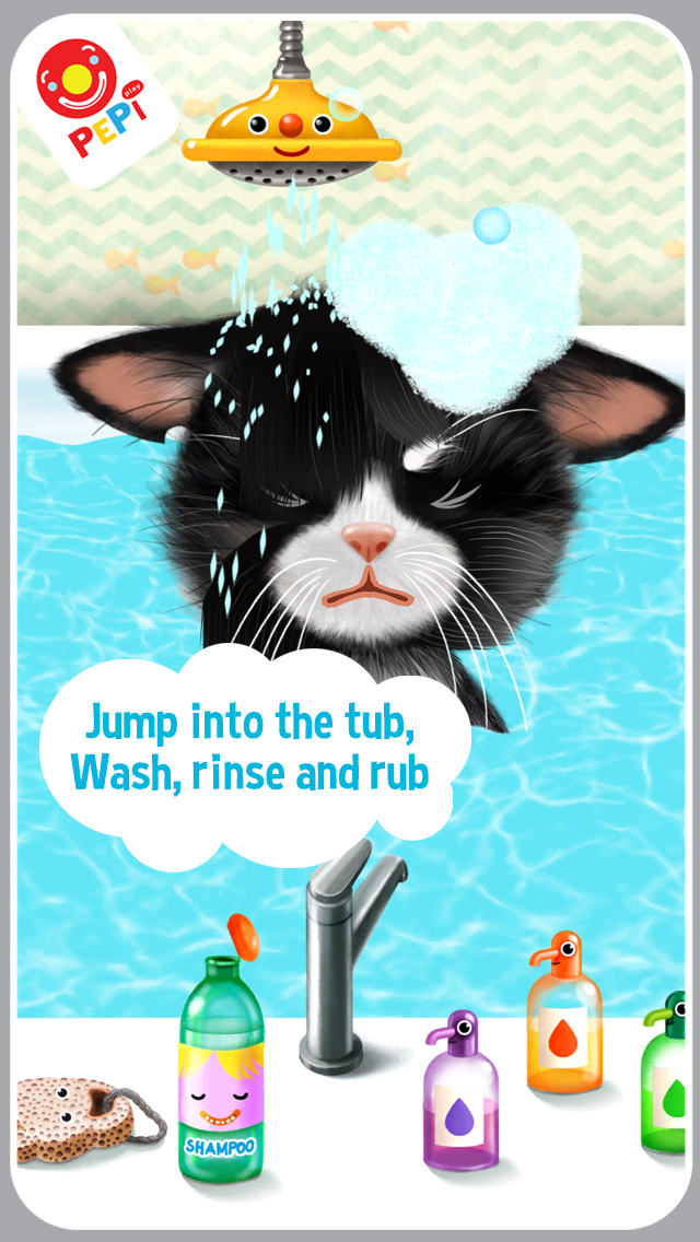 Pepi Bath 2 Review | Educational App Store