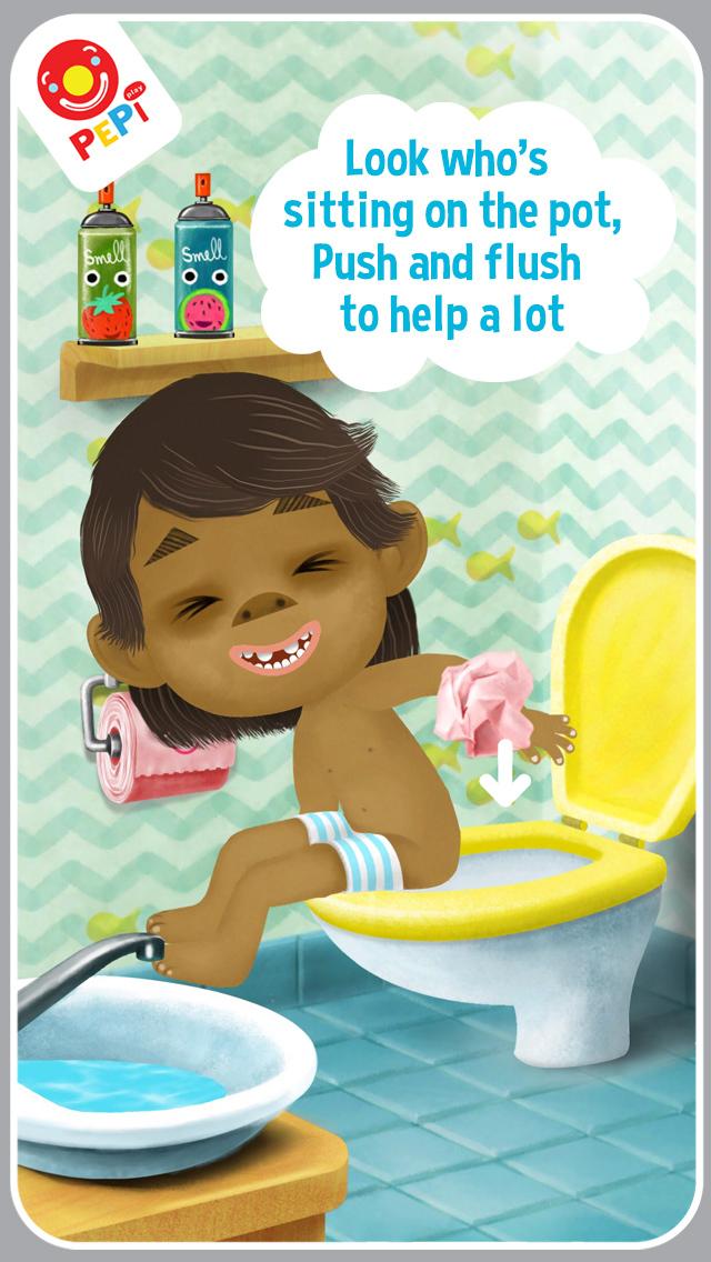 Pepi Bath 2 App - 4