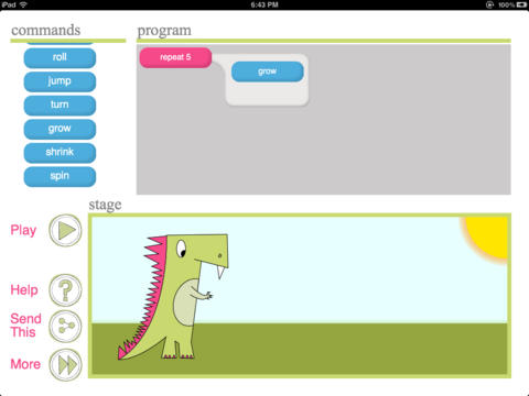 Daisy the Dinosaur App - 3