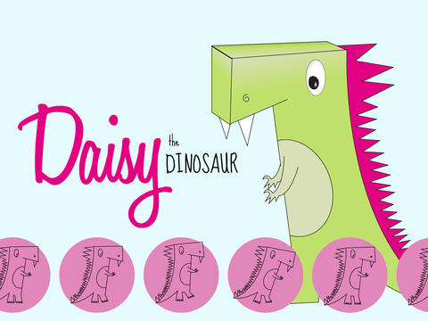 Daisy the Dinosaur App - 5