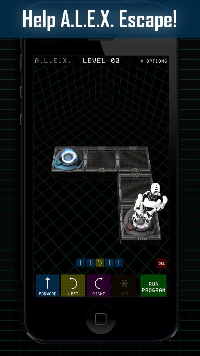A.L.E.X. App - 1