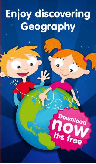 Planet Geo - educational games to learn geography for kids & teenagers-1