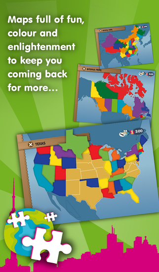 Planet Geo - educational games to learn geography for kids & teenagers-3