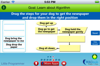 Programming For Kids by WAGmob App - 4