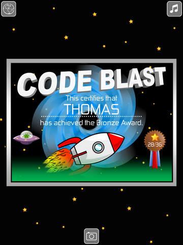 Code Blast App - 5