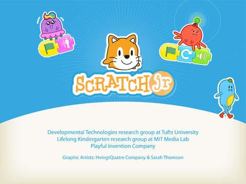 ScratchJr App - 1