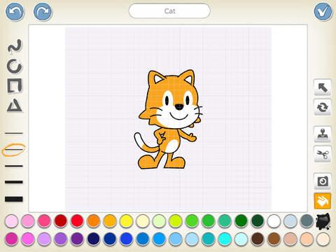 ScratchJr App - 5