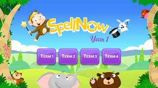 SpellNow Year 1 App - 1