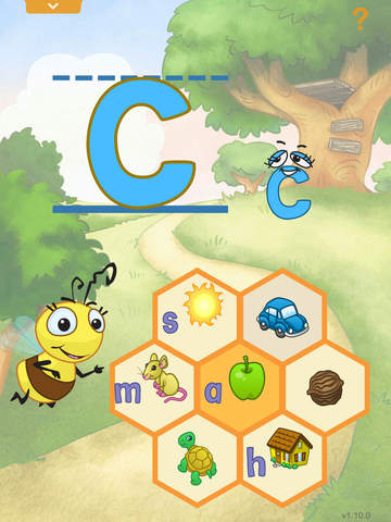 Reader Bee and the Story Tree App - 1