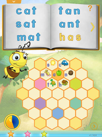 Reader Bee and the Story Tree App - 5